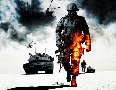 Franquia Battlefield: Bad Company irá retornar, diz diretor.