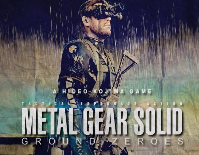 Metal Gear Solid: Ground Zeroes – XBOX-360 e PS3