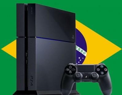 PlayStation 4 fabricado no Brasil tem preço divulgado