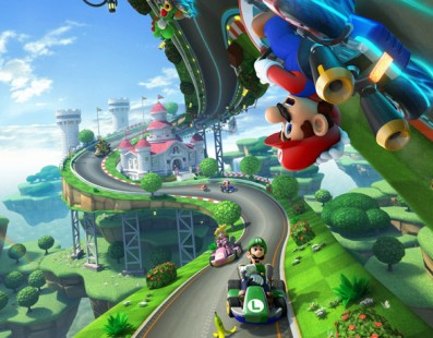Sai novo trailer de Mario Kart 8