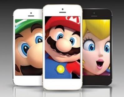 Nintendo está desenvolvendo conteúdo para celulares