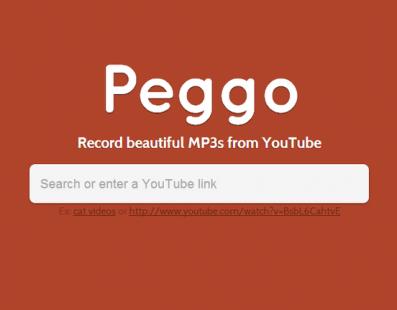 Peggo: Baixar música do YouTube ficou mais fácil