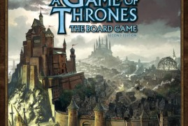 Review: A Game of Trones Board Game