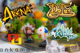 Entrevista Ankama Brasil – Animes, MMO e Jogo de Tabuleiro.
