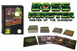 Board Games Digitais: Produtora Mayfair e Boss Monster