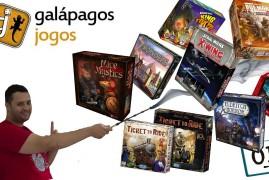 Galápagos Jogos conheçam os rapazes.
