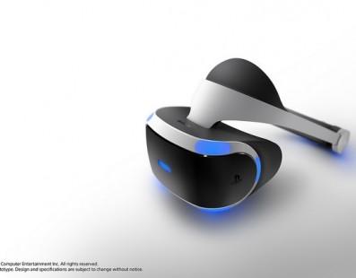 Project Morpheus será lançado em 2016