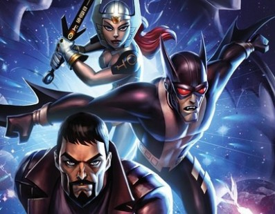 Nova série animada da Liga da Justiça ganha trailer