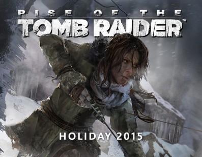 E3 2015: Rise of the Tomb Raider ganha primeiro gameplay