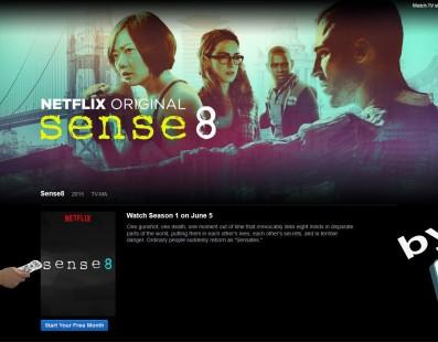 Sense8 – A nova série da Netflix que promete sacudir o mundo!