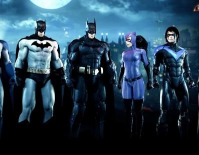 Batman: Arkham Knight receberá novas skins em agosto