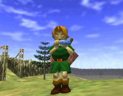 The Legend of Zelda: Ocarina of Time chega hoje na eshop americana do Wii U