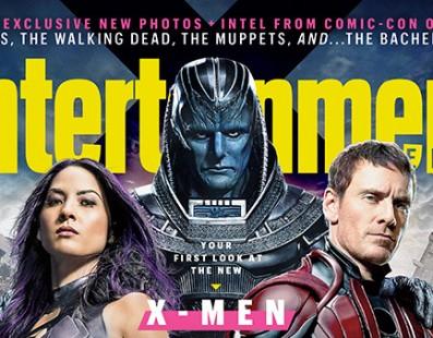Imagem do vilão Apocalipse do novo filme de X-Men é divulgada