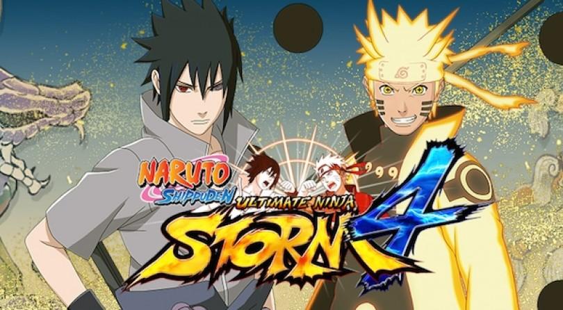 Naruto Shippuden: Ultimate Ninja Storm 4 terá bonus em pré-venda e edição de colecionador