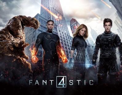 """Novo filme do Quarteto Fantástico ou como digo """"Não vamos por uma meta…""""."""
