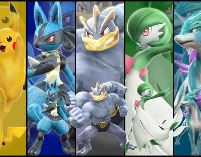 Vejam o primeiro trailer de Pokkén Tournament, exclusivo para Wii U