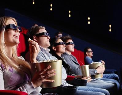 Empresa lança pacote de valor fixo por mês para assistir um filme por dia no cinema.