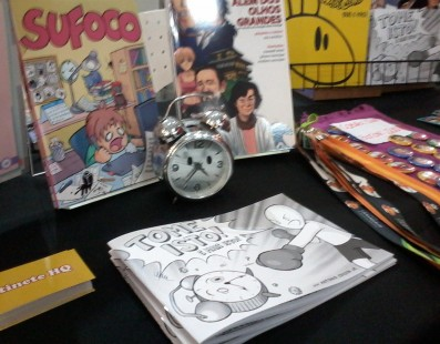 Ilustrador de Curitiba tem projeto bem humorado no Catarse!