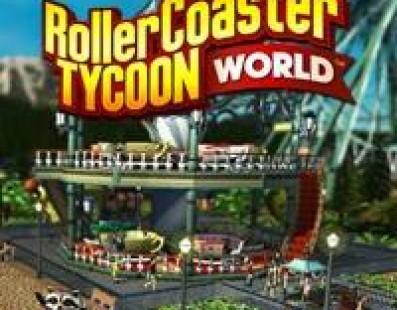 Roller Coaster Tycoon World ganha data de lançamento