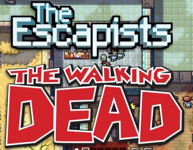 The Escapists The Walking Dead chega dia 30 de setembro