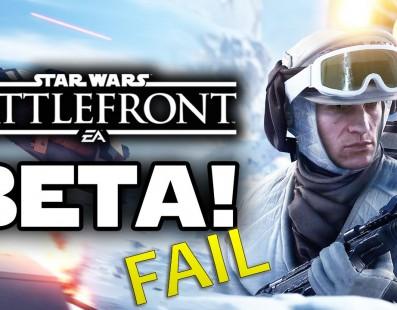 Os 10 Fails mais engraçados do Battlefront Beta!