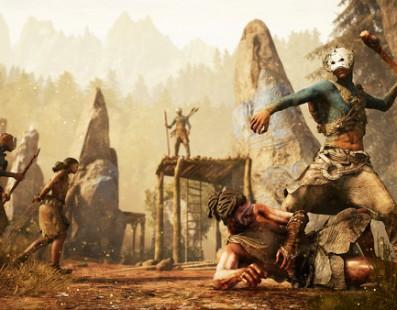 Far Cry Primal é revelado