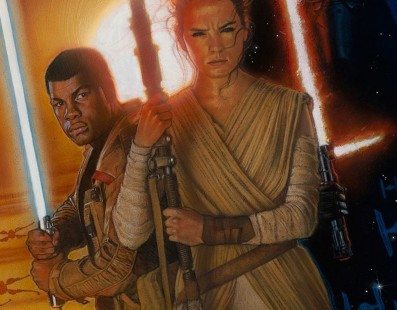 Venha ver o novo trailer de Star Wars: O Despertar da Força!
