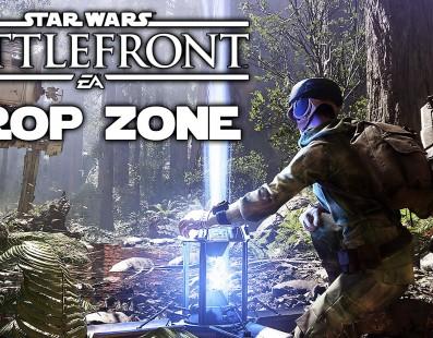 Confira o gameplay de Star Wars: Battlefront no modo Drop Zone