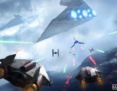 EA prepara o primeiro DLC gratuito de Battlefront e revela novo modo