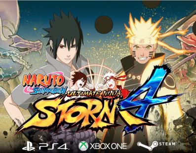 Confira o espetacular gameplay da demo de Naruto Shippuden: Ultimate Ninja Storm 4