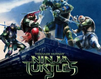 Vejo o primeiro trailer de Tartarugas Ninja 2 – Fora das Sombras