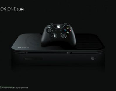 "Xbox One ""Slim"" chega esse ano."