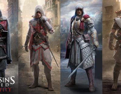 Confira o trailer de Assassin's Creed: Identity