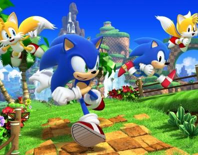 Sega confirma filme de Sonic pra 2018