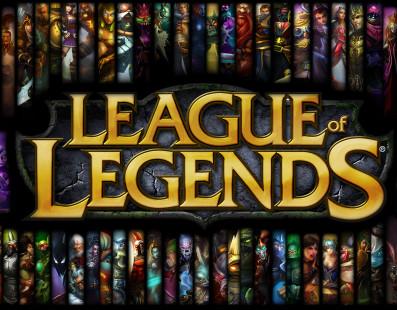 Vejo o teaser do novo campeão de League of Legends