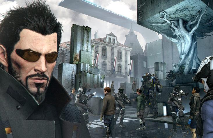 Confira o novo trailer de Deus Ex: Mankind Divided