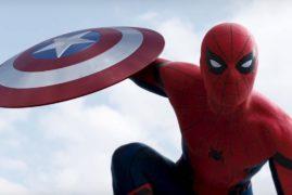 Capitão América: Guerra Civil, veja nova cena do Homem-Aranha