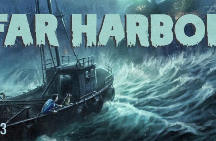 Veja o trailer de Far Harbor, novo DLC de Fallout 4