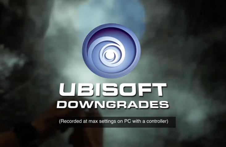 Veja em video o quanto a Ubisoft faz downgrade nos seus lançamentos!