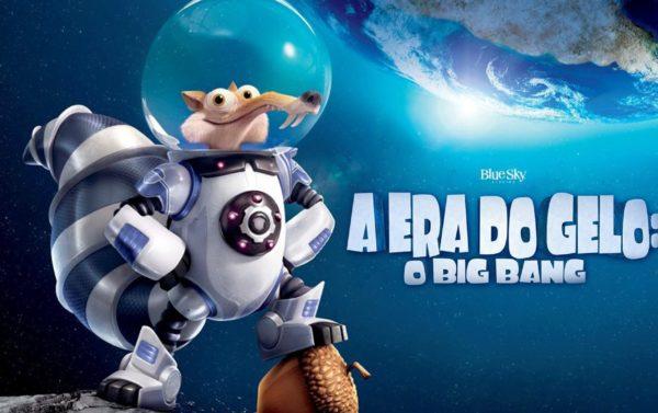 APLICATIVO WAZE GANHA TEMATIZAÇÃO ESPECIAL DE 'A ERA DO GELO: O BIG BANG'