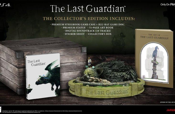 The Last Guardian: Unboxing da edição de colecionador