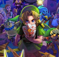 Fãs criam curta de animação espetacular de Zelda: Majora's Mask