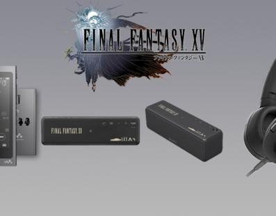 Sony anuncia linha de produtos inspirados em Final Fantasy XV!