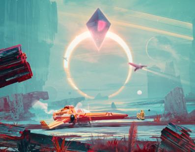Hello Games anuncia update em No Man's Sky
