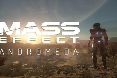 Confira a nova gameplay de Mass Effect: Andromeda