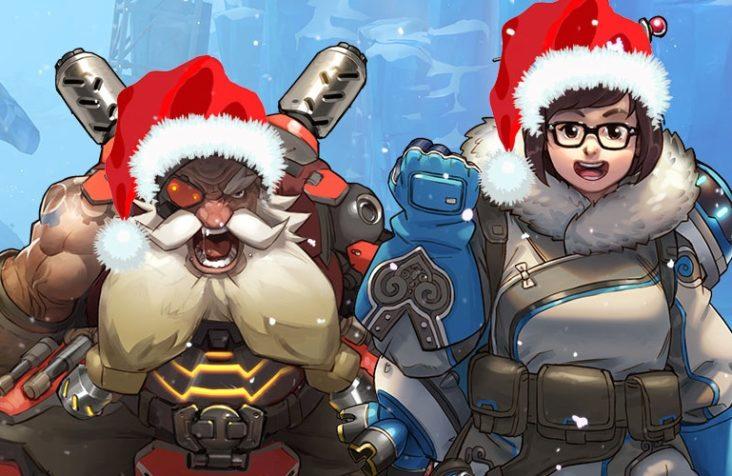 Overwatch: evento de Natal acontece em 13 de Dezembro