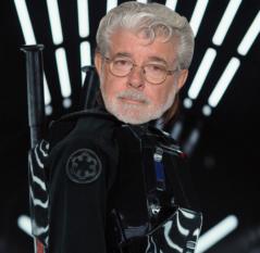 O que George Lucas achou de Star Wars: Rogue One