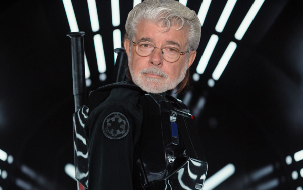 O que George Lucas achou de Star Wars: Rogue One
