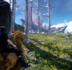 Atualizações para Final Fantasy XV incluem adição de cutscenes, novos personagens jogáveis e mais
