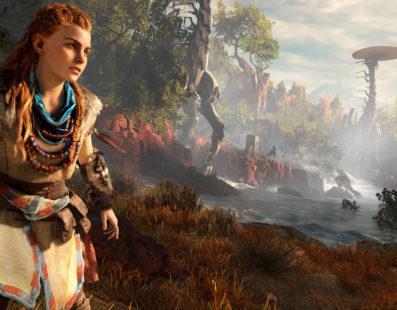 """Horizon: Zero Dawn é uma """"obra-prima técnica"""" no PS4 e PS4 Pro; diz Digital Foundry"""